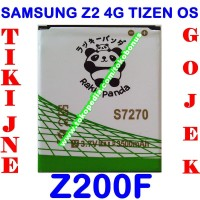 Baterai Samsung Z2 Z200F 4G Tizen OS Rakkipanda Batrai Batre Battery
