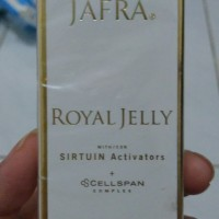 Harga Jafra Royal Jelly Travelbon.com