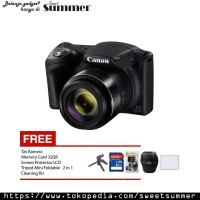 Canon PowerShot SX430 IS Paker Hadiah