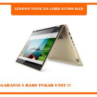 LENOVO YOGA 520-14IKB-81C800 i5 8250U 8GB GT940MX 2GB 14