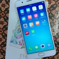 HP OPPO F1S RAM 3/32GB 4G LTE - GOLD