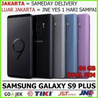 SIAP KIRIM - SAMSUNG GALAXY S9 PLUS 64GB - 64 GB DUAL SIM