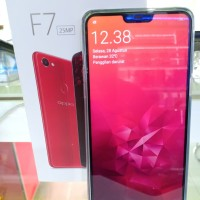 Dijual!! Hp Oppo F7 25mp (Second)