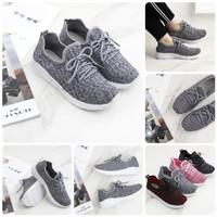 Fashion Sneaker Series #Z2009#24 Heels 3cm Berat 0,5kg Insole : 36 :