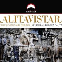 Lalitavistara (Indonesia - Inggris) HARD COVER
