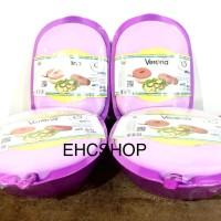 Verona Food Storage / Food Container / Wadah Penyajian Makan Set 4 Pcs
