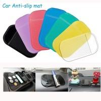 Anti Slip Sticky Pad Dashboard Mobil Car Phone HP Gps Holder Mat murah