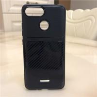 Softcase Carbon Autofocus Slim Matte Case Cover Casing HP Vivo Y83