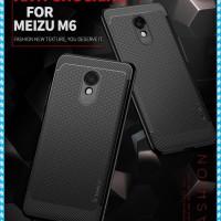 Softcase Original Ipaky Luxury Case Premium Casing Cover HP Meizu M6