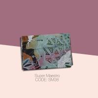 Kain Batik Tulis Solo Abstrak Super Maestro Kode SM38