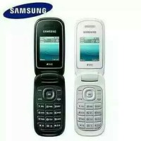 Hp Samsung Lipat GT-E 1272 Duos Black-Hitam
