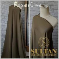 New baru warna kain gamis kain arab kain abaya fursan polos
