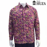 Harga batik huza kemeja halus 105 | antitipu.com