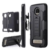 Case Belt Clip Motorola Moto Z Play Dompet Sarung Hp Tas Ikat Pingga