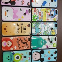 CASE / KESING / SARUNG HP SAMSUNG J7PRO GAMBAR DISNEY/CARTOON