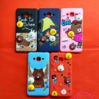 New... Softcase 3D Samsung J2 Prime J2Prime Softcase Casing Cover Hp