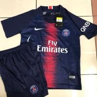 Jersey Anak / Kids PSG / Paris Saint Germain Home 2018 - 2019 GO