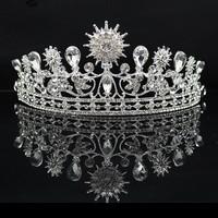 Mahkota Tiara crown aksesoris hijab hiasan rambut model eropa