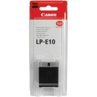 TERBARU Battery Canon LP-E10 Untuk kamera canon eos 1100d , 1200d