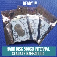 Hard disk laptop 500GB Seagate new buana laptop yogyakarta