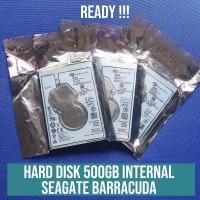Harddisk 500GB Seagate new buana laptop yogyakarta