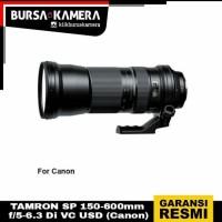 TAMRON LENSA SP 150-600mm f/5-6.3 Di VC USD (Canon)