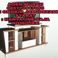 Rak TV Lemari bufet televisi undak minimalis murah besa DISKON