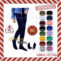 Legging Wudhu Celana Muslimah Bahan Premium - AJE