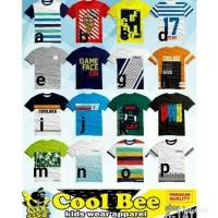 Kaos anak coolbee junior sz 68101214