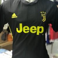 Jersey Juve / Juventus Away 2018 - 2019 Grade Ori Thailand