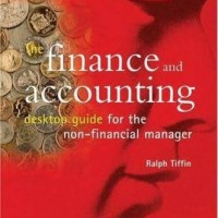 The Finance and Accounting Desktop Guide, Accounting Literacy