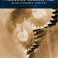 Financial Accounting in an Economic Context 8th ed - Jamie Pratt