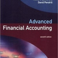 Advanced Financial Accounting - Richard Lewis (Financial Accounting)