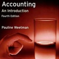 Financial Accounting: An Introduction - Pauline Weetman