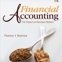 Financial Accounting, The Impact on Decision Makers - Gary A. Porter