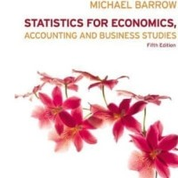 Statistics for Economics,Accounting and Business Studies with MyMathL