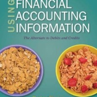 Using Financial Accounting Information, The Alternative to Debits