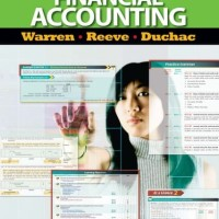 Financial Accounting , 12th Edition - Carl S. Warren (Textbook)