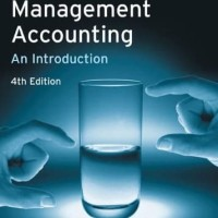 Financial and Management Accounting, An Introduction, 4th Edition