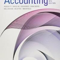 Financial Accounting - John Hoggett (Economy/ Textbook/International)