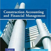 Construction Accounting & Financial Management, 2nd Edition