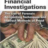 Criminal Financial Investigations,The Use of Forensic Accounting Tech