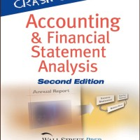 Crash Course in Accounting and Financial Statement Analysis - Matan F