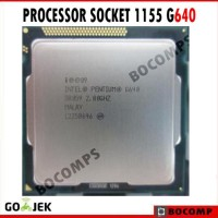 PROCESSOR SOCKET 1155 G640