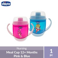 Chicco Meal Cup 12m+ Pink & Blue