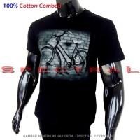 Kaos Distro Premium Sepeda Ontel Balap Racing Baju Pakaian T-Shirt