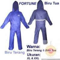 lidyabelashop Fortune Jas Hujan Stelan Jaket Celana Parasut TasLan Bah