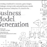 Business Model Generation: A Handbook for Visionaries (Business)