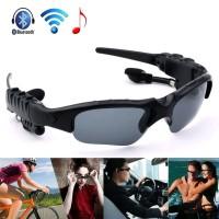 Kacamata MP3 Music Stereo Bluetooth Wireless