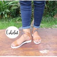 Harga barang super laris sepatu tali ladia jelly kode jh 1002 2  52a58f844d